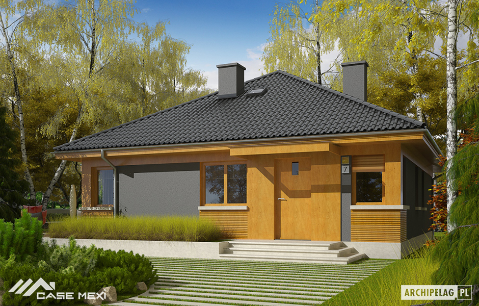 Small house plans house plans bungalow houses for sale for Small metal homes for sale